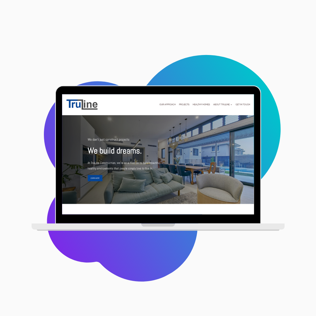 Tru Line Website Development and Web Design